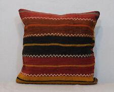 Kilim Pillow Cover 20x20 Boho Pillow Cover,Bohemian Cushion Cover 50x50cm old