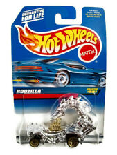 Vintage Hot Wheels Cars Rodzilla 991 Diecast Metal Collectible Free Shipping New