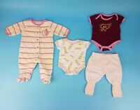 Betsey Johnson Carters Baby Girls Size 3m Clothes Summer Fall Winter Lot VGUC