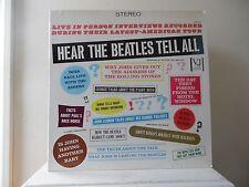 BEATLES - HEAR THE BEATLES TELL ALL - VEE JAY-VJLP-202 PRO - NEW  - MINT