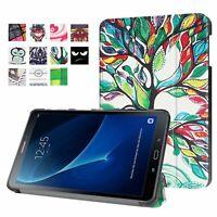 Housse pour Samsung Galaxy Tab A 10.1 SM-T580 SM-T585 Étui Sac Housse Sac M697
