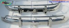 Volvo PV 544 USA type bumpers