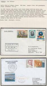 MARITIME 1997/2009 ITALAIN passenger ship *PATRIA* & frigate *ANDREA DORIA*
