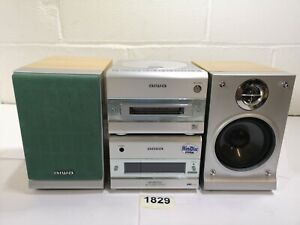 Aiwa XR-MD200 MD/CD Stereo System HiFi MiniDisc Player #1829