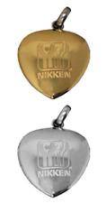 Nikken Magnetic Heart Shaped Pendant item 19150 Ships Worldwide New in Box