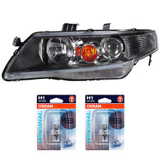 Headlight Left for Honda Accord CL _/ cm 4 P.02.03-12.05 H1/H1 with Indicator