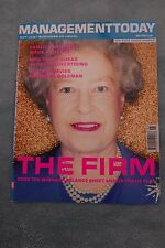 Management Today Magazine: May 2002, The Royal Family, ExCon