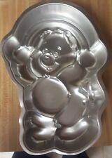 New listing Wilton Industries Care Bear Rainbow Cake Pan Baking Birthday Baby Shower Fun