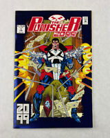 The Punisher 2099 Issue 1 February 1993 Marvel Comics