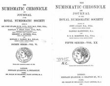 The Numismatic chronicle 120 Bände (1838-1960) auf DVD