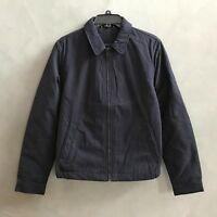 NWT Tommy Hilfiger Men's Full Zip Diamond Quilted Lined Micro-Twill Jacket Coat
