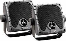 """Jensen Jxhd35 Heavy Duty 3.5"""" Mini Weatherproof Surface Mount Speakers (1 Pai."""