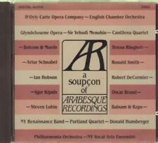 Various Classical(CD Album)A Soupcon Of Arabesque-VG