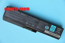 Geunine Battery PA3817U-1BRS for Toshiba Satellite A660 C655 L600 L655 L675 L770