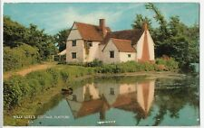 Suffolk; Willy Lott's Cottage Flatford, PPC Unposted, By Salmon
