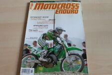 125343) KTM SX S25 + Kawasaki KX 125 im TEST - Motocross 11/2002