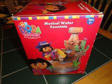 Dora the Explorer Musical Water Fountain 2004 Viacom International Inc.