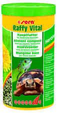 sera Raffy Vital Diversité d'herbes délicieuses pour les reptiles herbivores