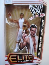 Mattel WWE Elite ALBERTO DEL RIO Figure Series 12 EL PATRON AAA Lucha ROH