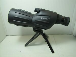 BARSKA  15-40X50mm Spotting Scope  USED