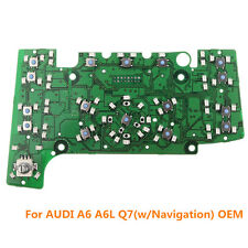 Multimedia MMI Control Panel Circuit Board For AUDI A6 A6L Q7(w/Navigation) OEM