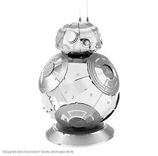 Metal Earth 3D Laser Cut Steel Model Kit Star Wars BB-8 Force Awakens Handmade 1