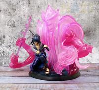 Naruto Uchiha Sasuke Susanoo PVC Figure Statue 30cm No Box