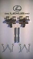 Lexus IS IS200 IS300 Toyota Altezza 1998 - 2005 REAR Brake Pad Disc Fitting Kit
