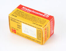 KODAK 828 KODACHROME 25, BOXED, EXPIRED 1977, FOR DISPLAY ONLY/cks/193666