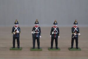 Steadfast Toy Soldiers #74 - ROYAL FIELD ARTILLERY - 4 Figures in Original Box