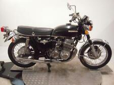 1976 Honda CB750K6 Unregistered US Import Barn Find Classic Restoration Project