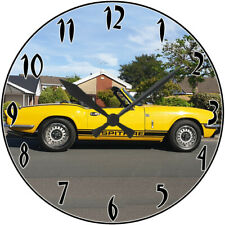 CUSTOM PERSONALIZED PHOTO CLOCK PERSONALIZED GIFT