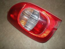 CITROEN XSARA PICASSO N/S REAR LIGHT - EARLIER TYPE
