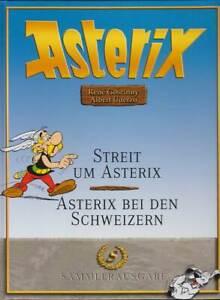 Asterix Sammlerausgabe Band 8: Streit um Asterix / Schweizern (1. Auflage) Z 1-