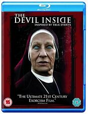 The Devil Inside (Blu-ray, 2012) FREE SHIPPING