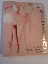 Ballettstrumpfhose Ballett Strumpfhose fein rosa Gr. 6-8, 116/122 (115-125 cm)