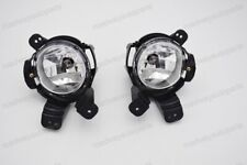Fog Lights Bumper Lamps Pair With Bulbs for Chevrolet Trax 2014-2016