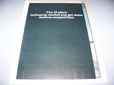 VINTAGE..1978 PIPER CHEYENNE III ...ORIGINAL SALES BROCHURE..RARE! (976D)