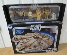 STAR WARS MILLENNIUM FALCON & CREW SEALED TRILOGY COLLECTION - SAMS CLUB EXCL
