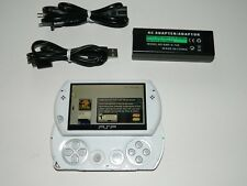 Sony PSP GO 16GB Peal White System AS IS PlayStation PSP-N1001