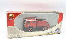 Solido Pompiers 1/60 - MAN CCFM