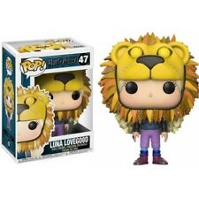 Luna Lovegood Lion Head Funko Pop Movies Vinyl Figure S4 Harry Potter 47