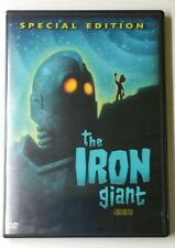 THE IRON GIANT (DVD*En/Fr*Special Edition*Jennifer Aniston*Harry Connick, Jr.)