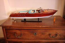 Maquette de bateau Riva  aquarama