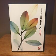 Adobe Creative Suite 2 Premium Macintosh 90057103 3/05 With Serial Numbers