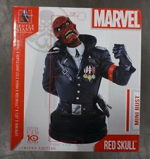 Red Skull MARVEL Universe Mini Bust Gentle Giant LTD MIB /500