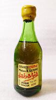 Very Old Vintage Mini Bottle ✱ GRANDE CRÈME ABAZIA ✱ Petit Bouteille France
