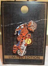 HARD ROCK CAFE HRC Tiger Motorcycle Pin 2015 LAS VEGAS Rare Limited Edition!