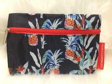 """Rebecca Minkoff Ipsy Pretty In Paradise Makeup Bag Tropical Pineapple 7""""x 5"""""""