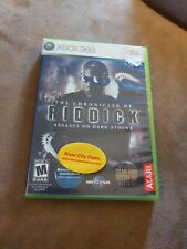 The Chronicles Of Riddick Assault On Dark Athena Xbox 360